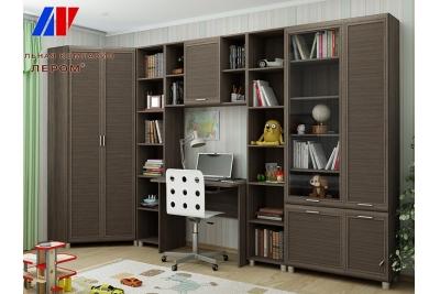 Детская комната Ксюша 1, цвет дуб пасадена