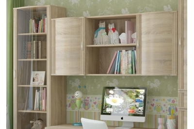 Детская комната Валерия-2, цвет дуб сонома