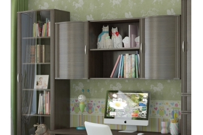Детская комната Валерия-2, цвет дуб пасадена.