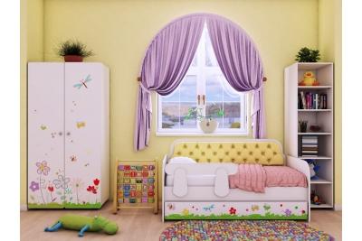 Детская комната Классик коллекция Цветочные сны.