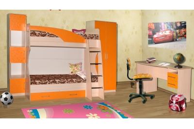 Двухъярусная кровать Лиза