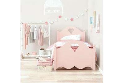 Кровать подростковая Сердце Классика.