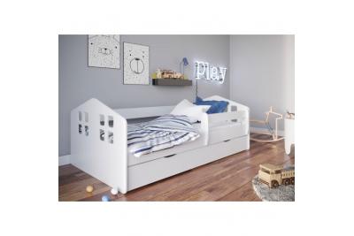 Кровать домик  Пола арт2 180х80