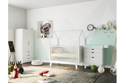 Кровать домик Sweet Dreams 140х70