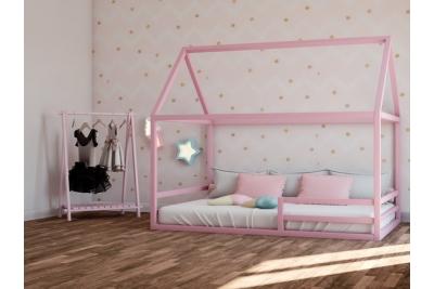 Кровать Домик модель арт. B-B/04 (массив березы).