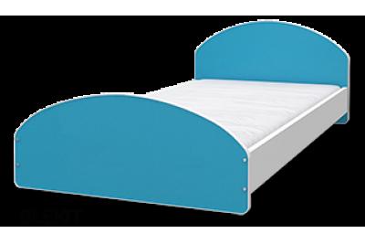 """Кровать подростковая Cross """"Rock"""" 200х90 с матрасом."""