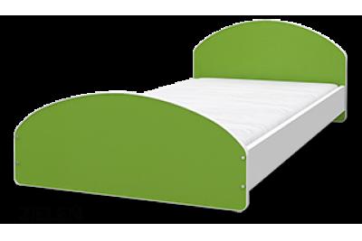 """Кровать подростковая Cross """"Кеды"""" 200х90 с матрасом."""
