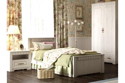 Кровать подростковая Прованс.