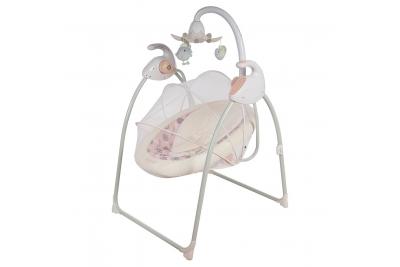 Детские качели для новорожденных Pituso TY-028P бежевый.