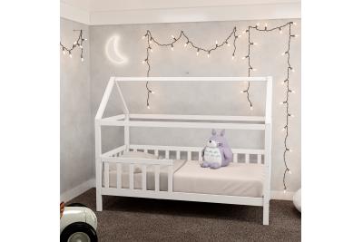 Кровать домик Sweet Dreams арт.2 (массив ель/сосна)