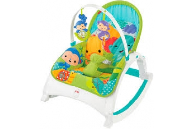 Шезлонг детский Fisher-Price CMR10