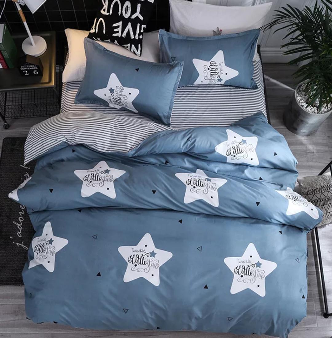 Детское постельное для подростков «Маленькая звездочка». (поплин)