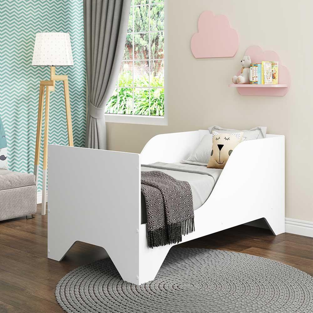 Кровать детская от года MultiMove-mini с матрасом.