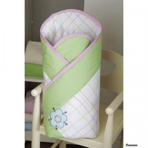 Одеяло-конверт для новорожденных Feretti Layette Bella Premium