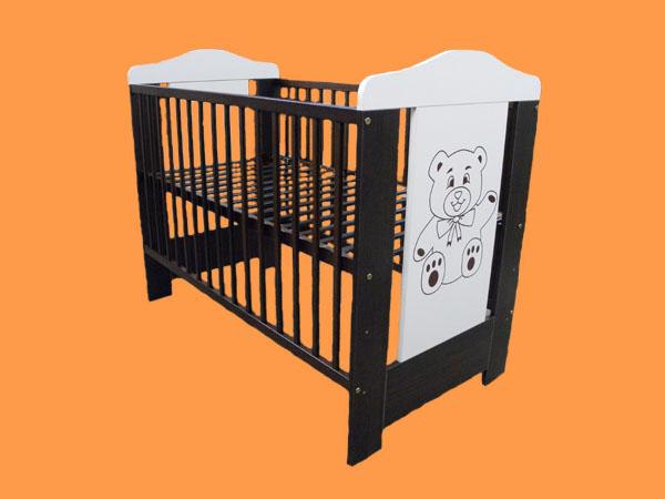 Детская кроватка Bobas Dumbo.