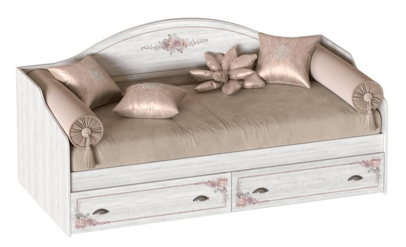 Кровать подростковая Эльза