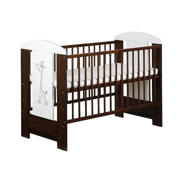 Детская кроватка Klups Safari Жираф.