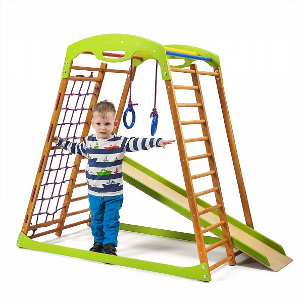 Детский спортивный комплекс BabyWood.