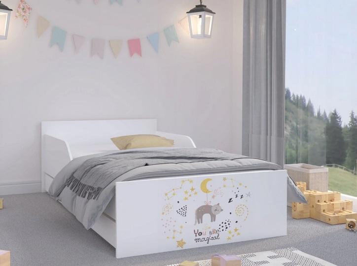 """Кровать подростковая Max XL """"Волшебный сон"""" с матрасом."""