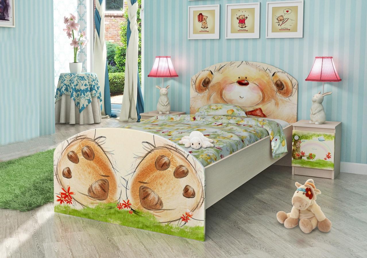 Детское постельное для подростков «Космики». (бязь)