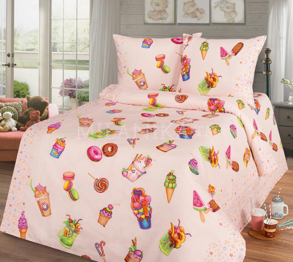 Детское постельное для подростков «Сластена» (бязь)