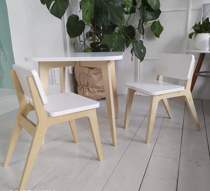 Детский столик и стульчик Классик (комплект 1+1)