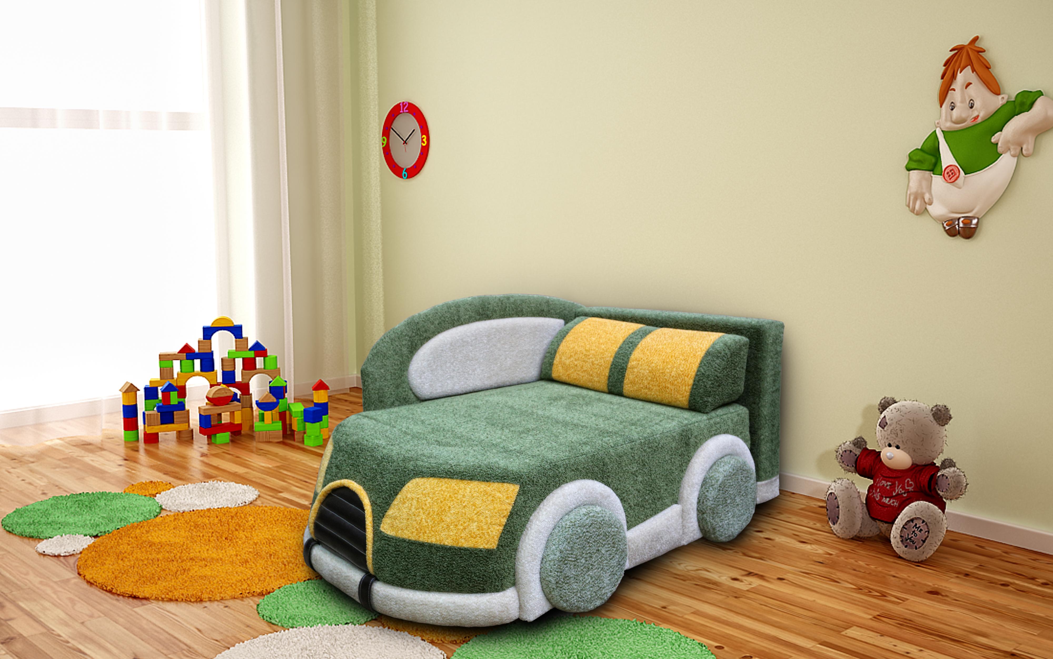 "Детский диван ""Ралли""."