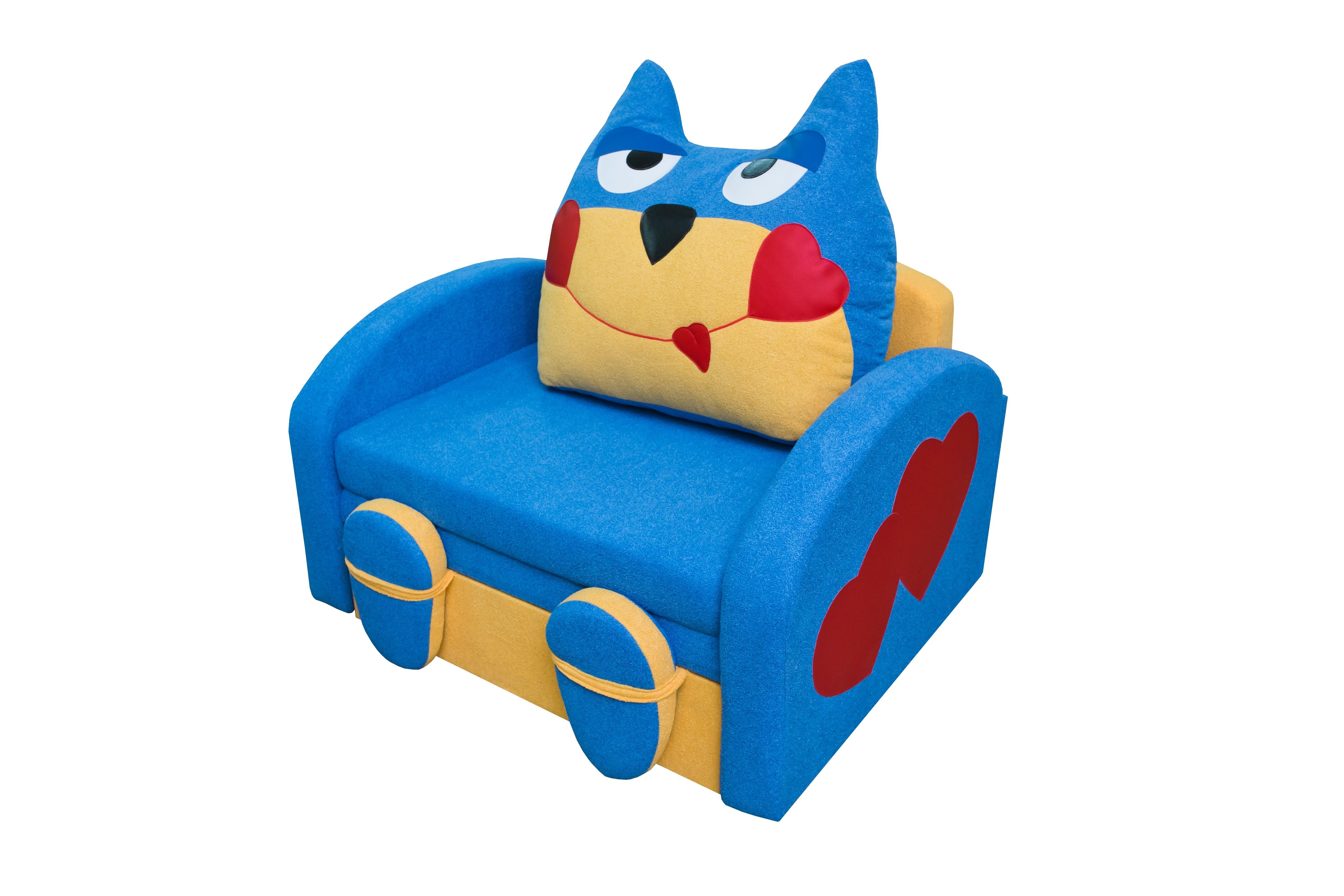 """Детский диван  """"Чешир""""."""