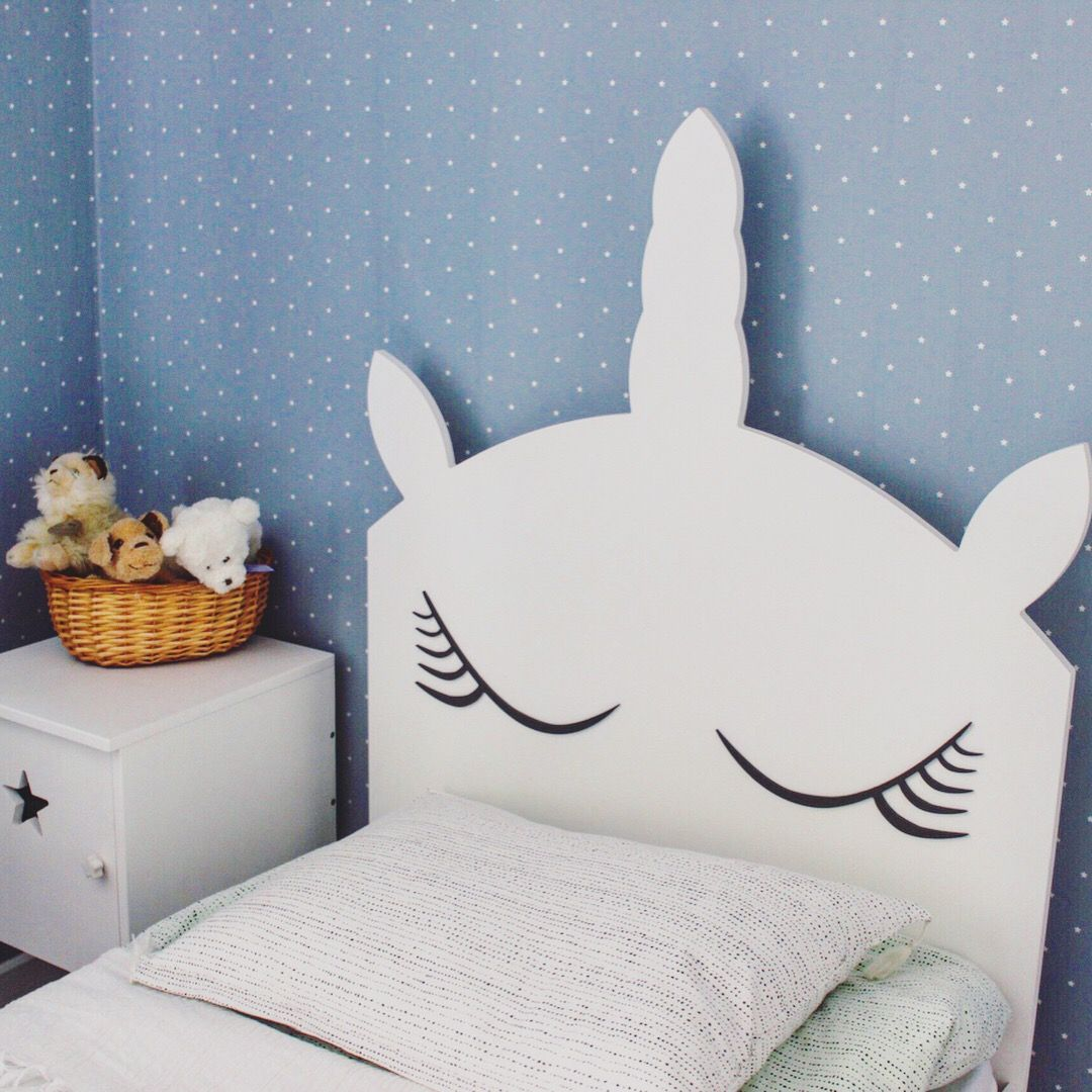 Кровать подростковая Единорожка от ТМ Baby-Boo 1800х800.