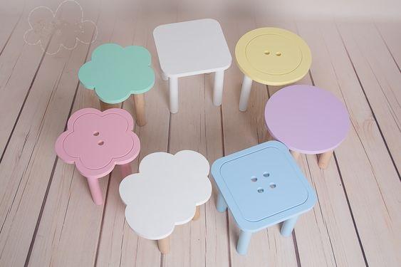 Детский стул Ассорти код товара 5710