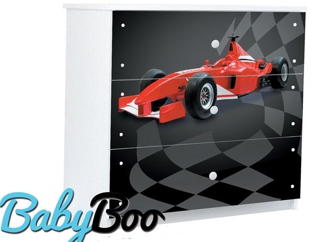 Комод детский серия Оскар Формула.