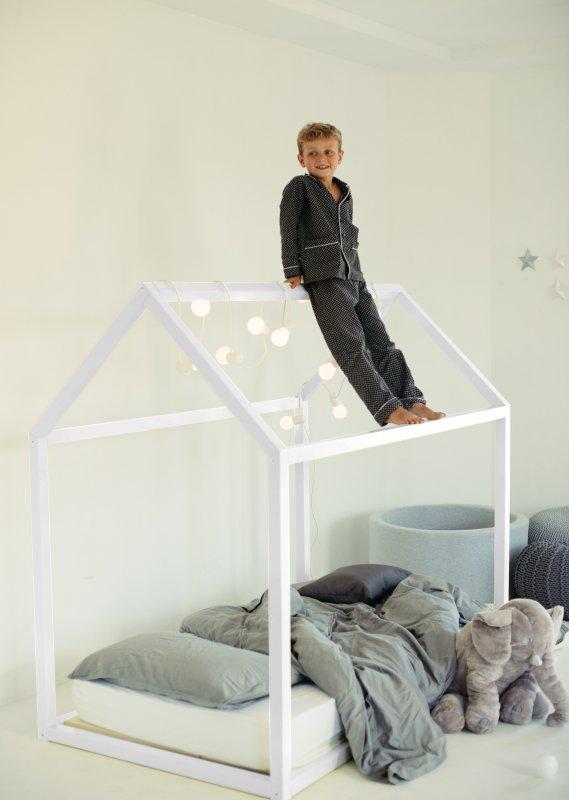 Кровать Домик модель арт. B-B/ база.