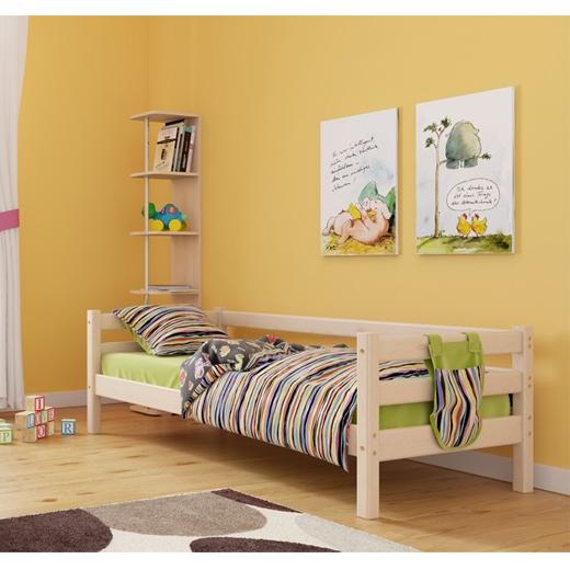 Кровать подростковая Соня вариант 2 (массив).