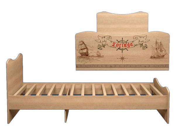 Кровать подростковая Квест-5.