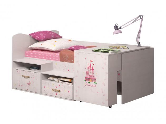 Кровать детская Принцесса-12.