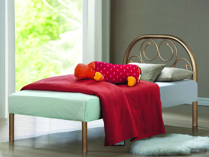 Кровать подростковая Виктория-1.