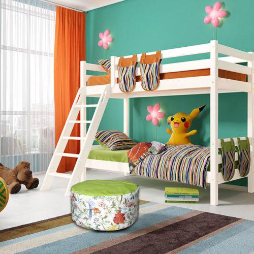 Двухъярусная кровать Соня (вариант 10).