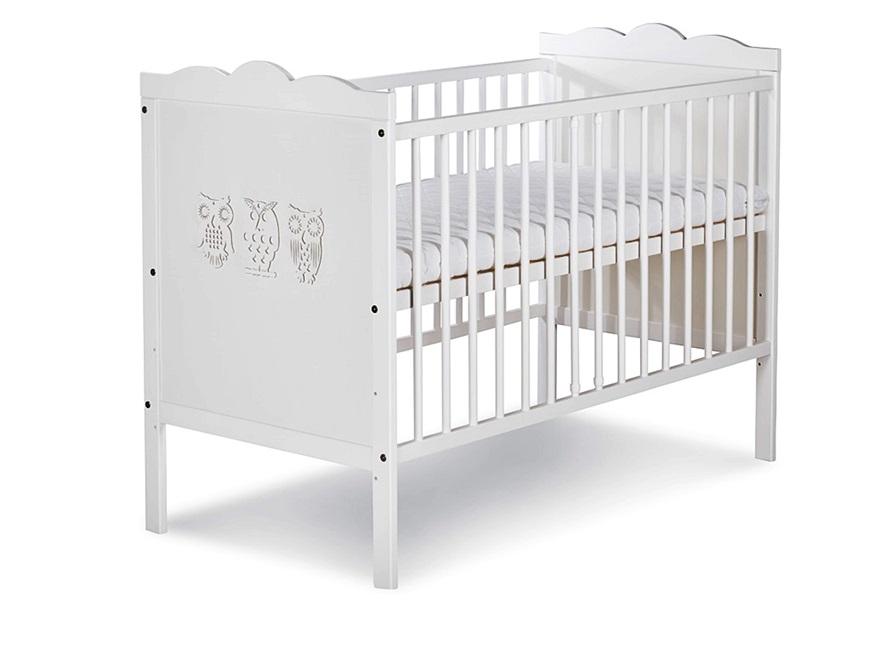 Детская кроватка Klups Marsell.