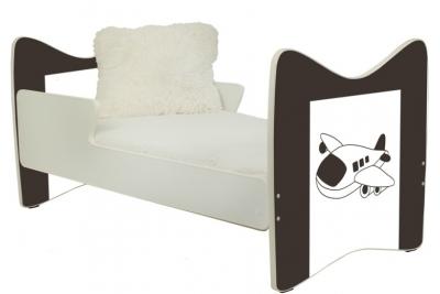 Кровать подростковая JUNIOR PLUS Самолет