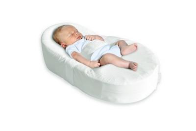 Матрас детский кокон для новорожденного «Зевушка».
