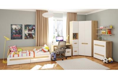 Детская комната Леонардо.