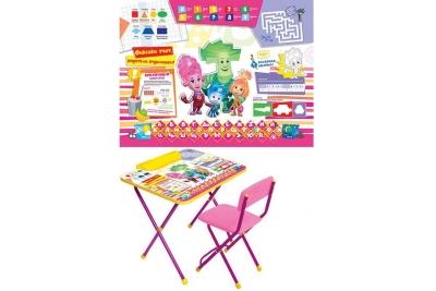 Набор детской мебели Ника Фиксики Знайка