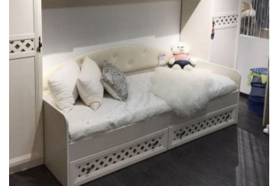 Кровать детская тахта Ливадия арт Л8м.