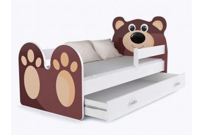 Детская кровать Топтыгин.
