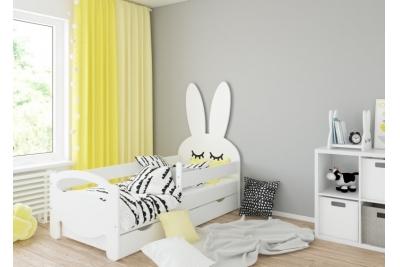 Кровать детская от года  Bunny 140х80