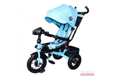 Трехколесный велосипед Mini Trike T400-17  LIGHT BLUE JEANS.