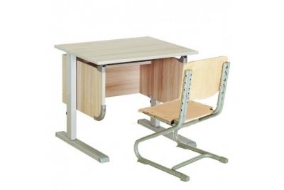 Парта трансформер Дэми (Сут 28) парта + стул.