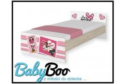 """Кровать детская MAX """"Минни упс"""" с матрасом."""