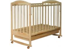 Кровать детская СКВ-Комп арт.121115 цвет береза, 121116 бук, 121117 орех.