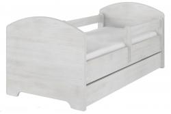 Кровать детская с перилами Oskar X (норвежская сосна).